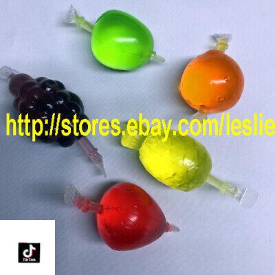 Fruit Jelly TIK TOK CANDY (TikTok 27 PIECE) Din-don - SEND SAME DAY FAST SHIP