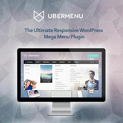Ubermenu Wordpress Mega Menu Plugin