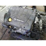Vauxhall Zafira 1.9CDTI Engine