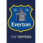 Everton Poster
