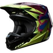 Fox Dirt Bike Helmets