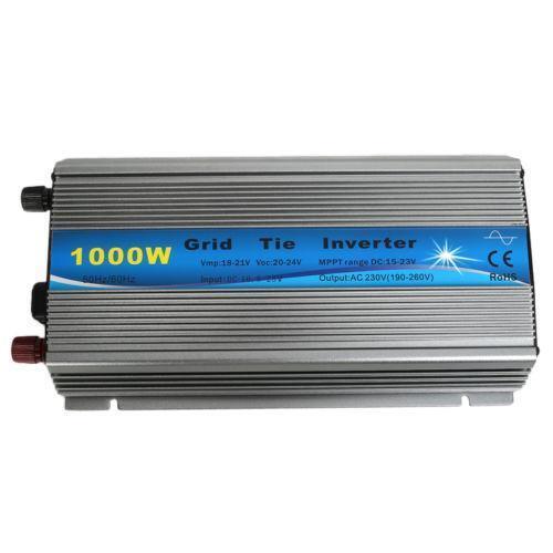Grid Tie Inverter Solar Panels Ebay