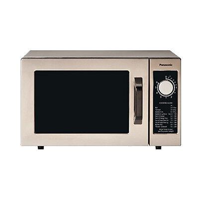 Panasonic Ne-1025f 1000 Watt Pro Commercial Microwave Oven