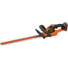 Black & Decker 20V MAX Li-Ion POWERCOMMAND 22 in. Hedge Trimmer LHT321R Recon