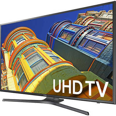 Samsung UN55KU6290 55-Inch 4K Ultra HD Smart LED TV