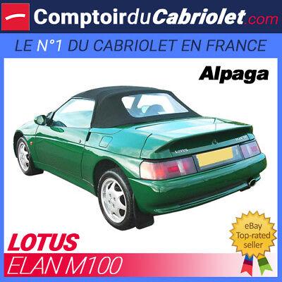 Capote Lotus Elan M100 cabriolet (1989 - 1996) - Toile Alpaga Stayfast® d'occasion  Expédié en Belgium