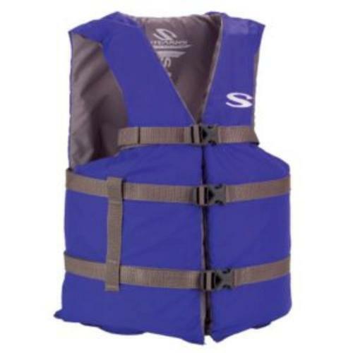 Stearns Adult Classic Series Vest,  3000004475, Blue, Univer