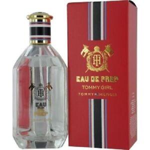 Tommy Girl Eau De Prep By Tommy Hilfiger 3.4 Oz EDT SP NIB Sealed Perfume Women
