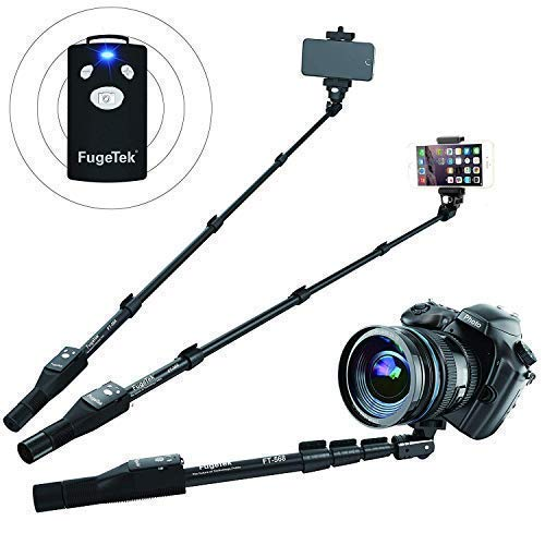Fugetek FT-568 Professional High End Selfie Stick Monopod, f