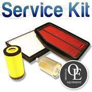Vauxhall Zafira Service Kit