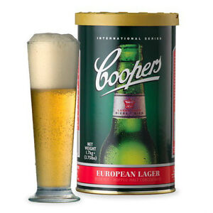 Coopers Thomas Selection beer kits