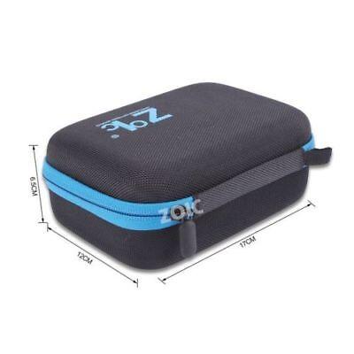 Small Travel Carry Storage Box Bag Case F GoPro Hero 5 3 2 4 3+ Go Pro HD Camera