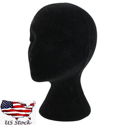 Female Styrofoam Foam Mannequin Manikin Head Model Wig Glasses Display Stand New