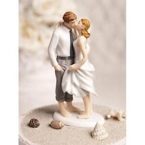 Wedding Cake Toppers Unique Beach Gay Vintage eBay
