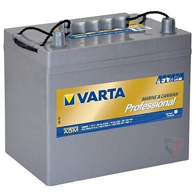 Versorgung Caddy (VARTA PROFESSIONAL AGM LAD85 BATTERIE 85 AH 12 V AUTOBATTERIE 830085051 NEU)