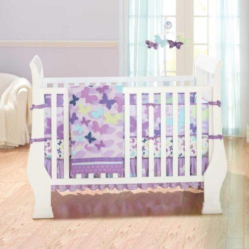 Baby Girl Bedding Purple Ebay