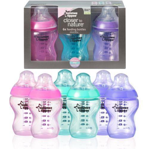 Baby Girl Bottles Ebay
