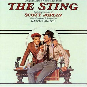 The Sting-Original Soundtrack Lp (Music of Scott Joplin).Superb!