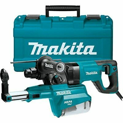 Makita Hr2661 1 Avt Rotary Hammer Accepts Sds-plus Bits Whepa Dust Extractor