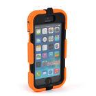 Orange Clip Case for iPhone 5
