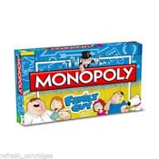 Family Guy Board Game