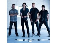 2 x Tickets for Alter Bridge SSE Hydro 1st December 2016