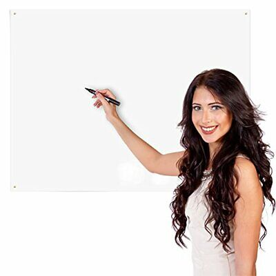 Delane Dry Erase Sheet Alternative To Heavy Dry Erase Board Whiteboard 24x36