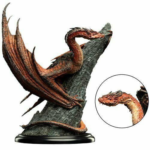 Weta Workshop The Hobbit Smaug Mini-Statue