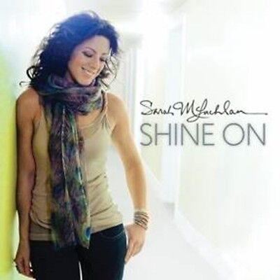 Sarah Mclachlan   Shine On  New Vinyl