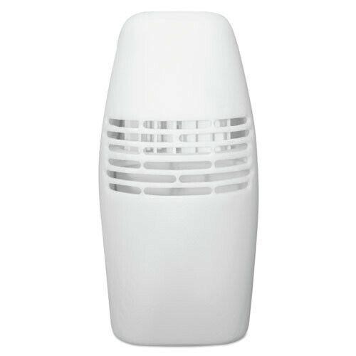 TimeMist 1044458EA Locking Fan Fragrance Dispenser - White New