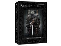 Game Of Thrones - Complete Season 1 [DVD 5-Disc Box Set] VGC