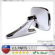 Chrome Car Mirrors