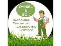 Garden and landscape services in bedford