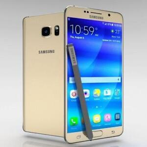 Samsung Galaxy Note 5 32_GB storage Gold_color, Brand new open box, Storedeal_2981282