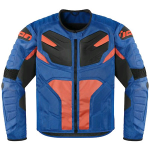 Icon Overlord Resistance Jacket motorcycle LARGE
