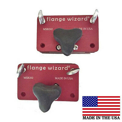 Flange Wizard Msb202 Offon Magnetic Blocks