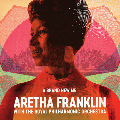 Aretha Franklin   Brand New Me  Aretha Franklin With Royal  New Cd