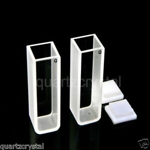 Set-of-2-Quartz-Cuvettes-10mm-cuvette-cell-spectrometer