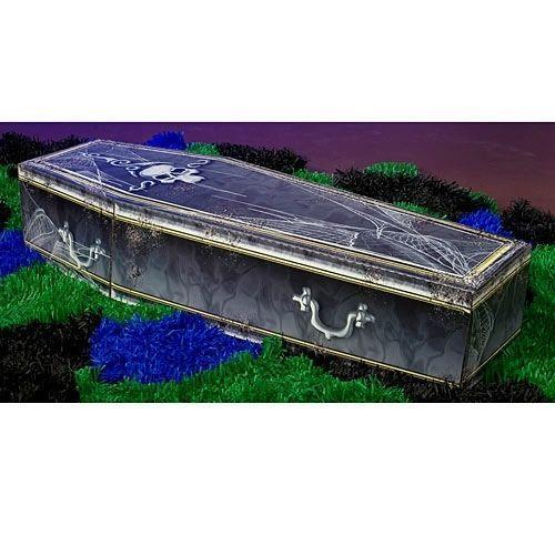 Halloween Coffins Decorations