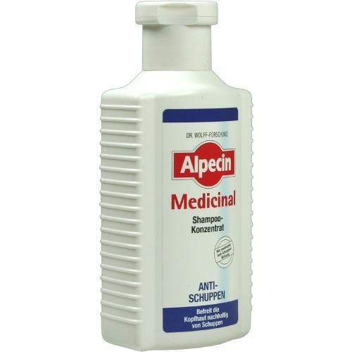 ALPECIN MED.Shampoo Konzentrat Anti Schuppen 200ml PZN 2927675