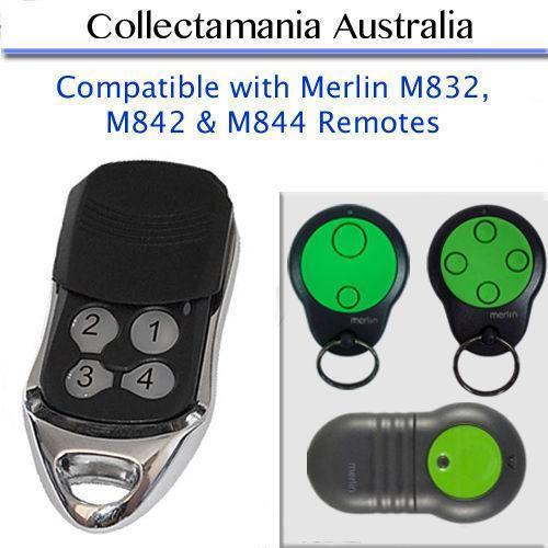 Merlin M842 Remote Ebay