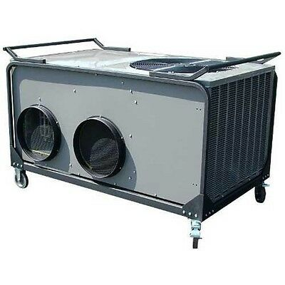 Portable Air Conditioner & Heater - 30,000 BTU Cool - 30,000  BTU Heat - 2 Ducts