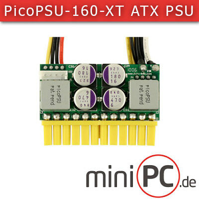 picoPSU-160-XT DC/DC (160 Watt)