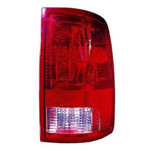 2009-2014 Dodge Ram 1500/2500/3500 Passenger Side Tail Light