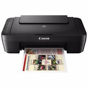 Canon MG3029 PIXMA Wireless All-In-One Inkjet Printer (No Box)