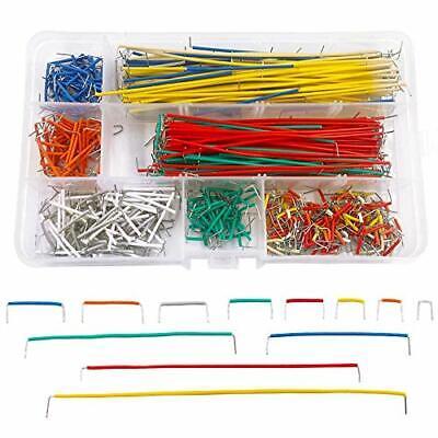 560 Pcs Mcigicm Breadboard Jumper Wire Cables For Arduino 14 Vaules 2-125 Mm