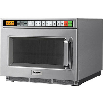 Panasonic Commercial Microwave - Heavy Duty 15 Power Levels 0.6 Cu. Ft.