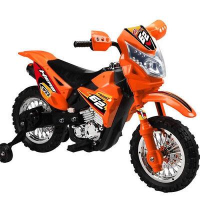 Moto elettriche enduro 6V per bambini con luci Motocicletta elettrica motocross