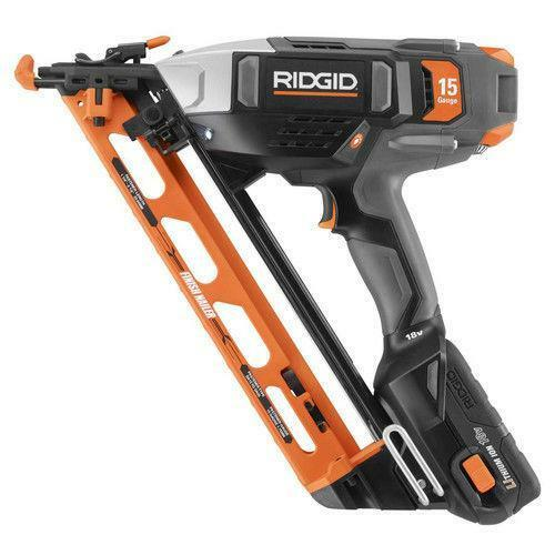 Cordless Finish Nailer Ebay