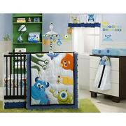 Monster Crib Bedding